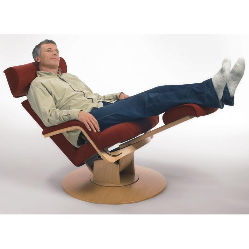 Fauteuil de relaxation Fauteuil de bureau position relaxation