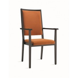 Chaise Swing dossier très haut