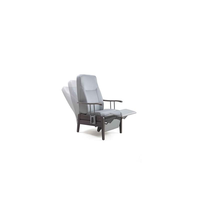 Fauteuil de repos transfert facile - Transfert malade lit fauteuil ...