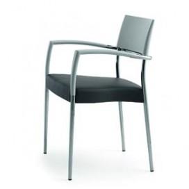 Chaise design avec accoudoir strass p pictures to pin on - Chaise transparente avec accoudoir ...