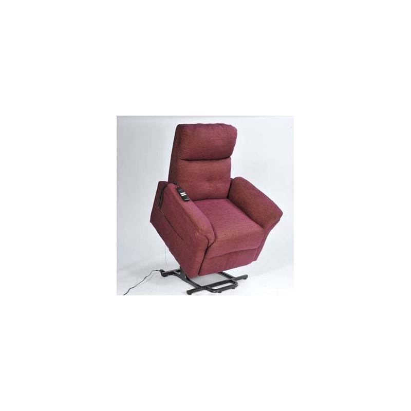 fauteuil releveur diamant tissu. Black Bedroom Furniture Sets. Home Design Ideas
