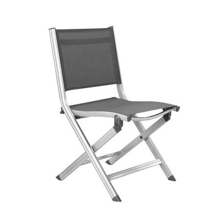Chaise de jardin pliante