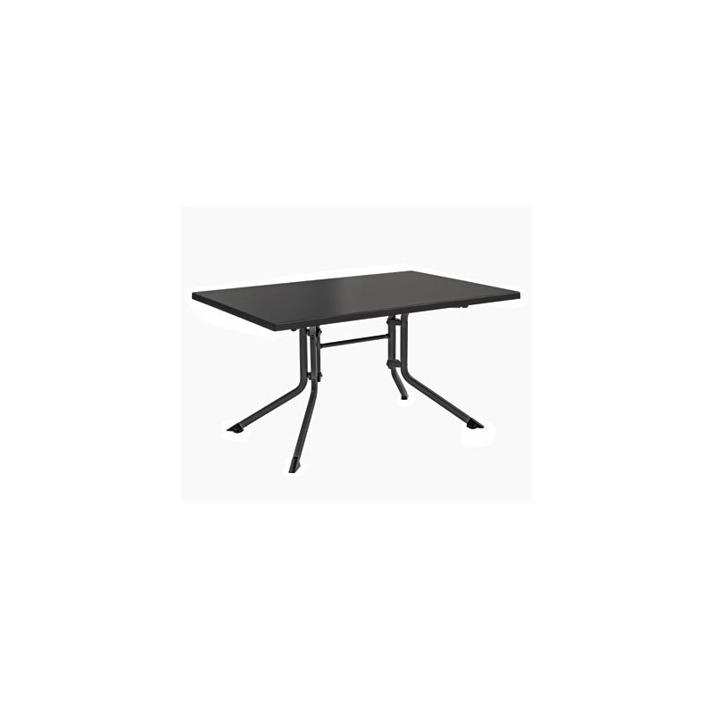 Table de jardin pliante rectangle - Table pliante de jardin ...