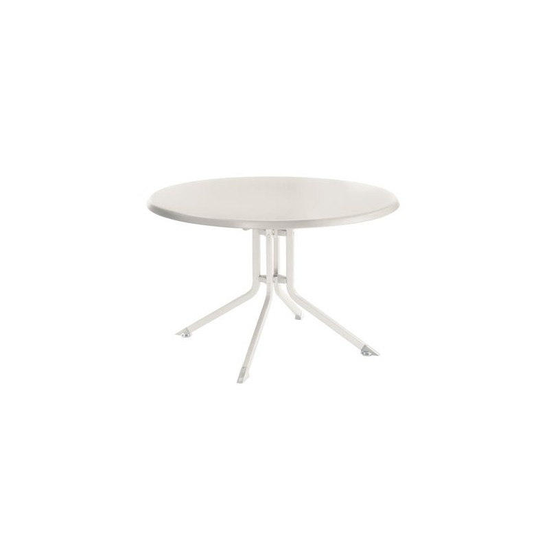 Table De Jardin Pliante Ronde