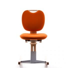 Chaise à bascule assise basse