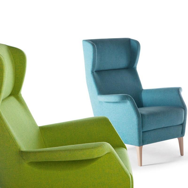 fauteuil berg re glam. Black Bedroom Furniture Sets. Home Design Ideas