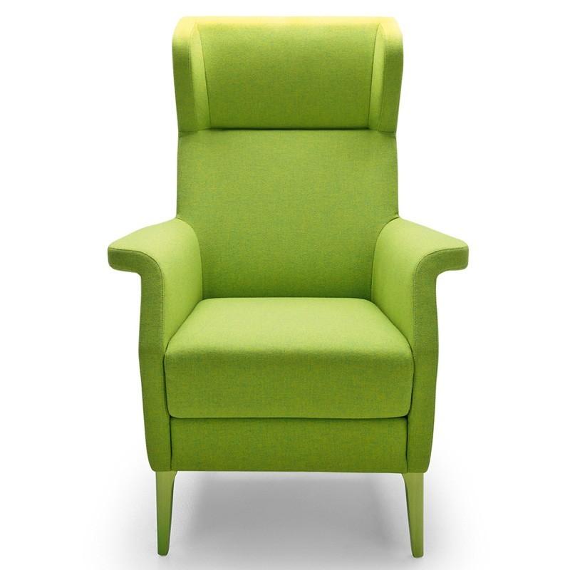 fauteuil berg re en cuir marron maisons du monde fauteuil berg re en cuir marron et m tal viss. Black Bedroom Furniture Sets. Home Design Ideas