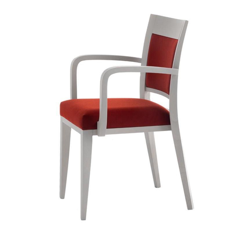 Chaise logica avec accoudoirs - Chaise de bureau avec accoudoir ...