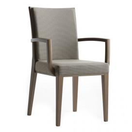 Chaise Newport avec accoudoirs