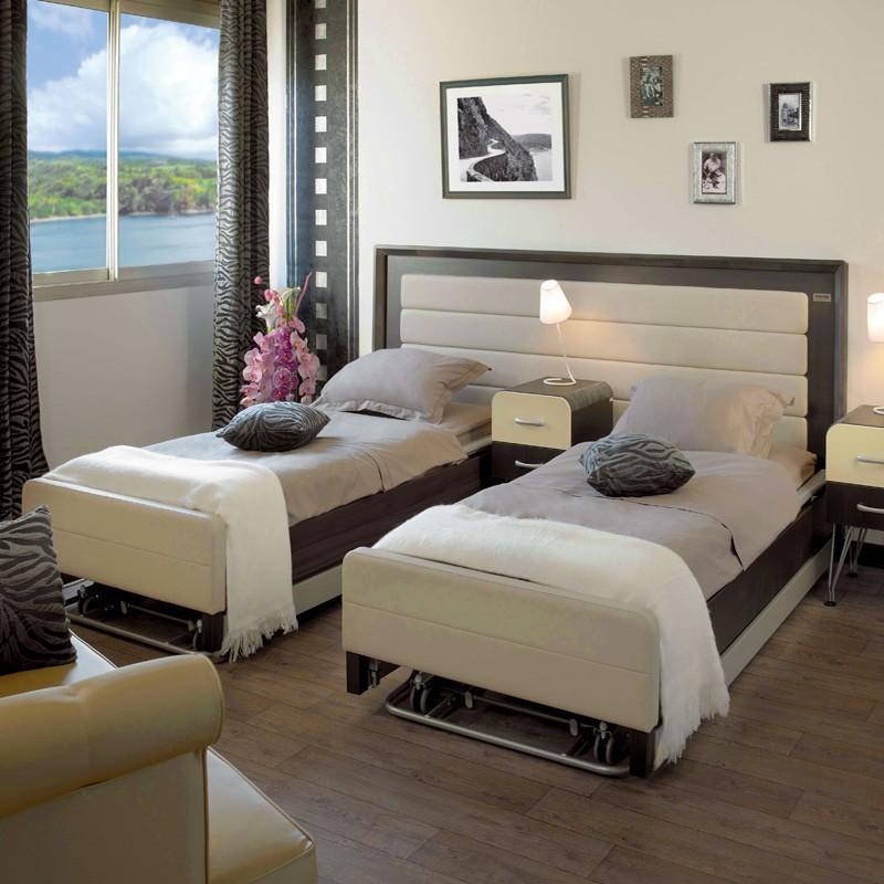 lit m dicalis 2 personnes confort. Black Bedroom Furniture Sets. Home Design Ideas