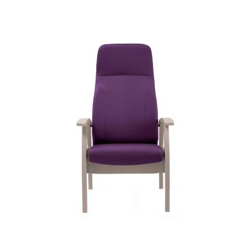 fauteuil relax elegance dossier fixe. Black Bedroom Furniture Sets. Home Design Ideas