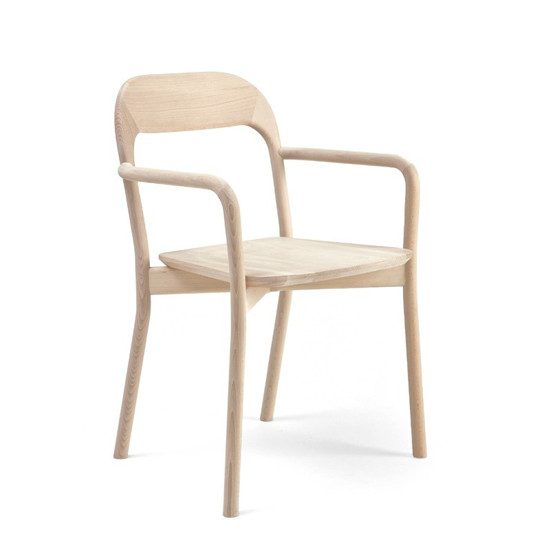 chaise avec accoudoirs earl