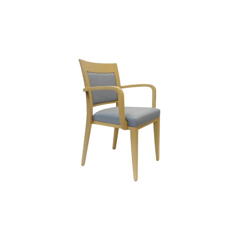 Chaise logica avec accoudoirs - Chaise avec accoudoirs ...