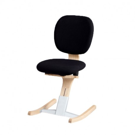 Chaise de bureau bascule assise haute for Assise pour chaise haute