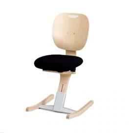 Chaise à bascule assise haute