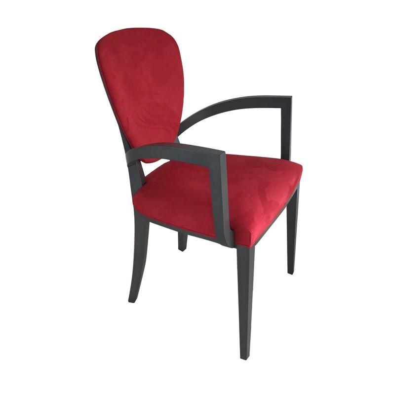 Chaise avec accoudoir cammeo for Chaise avec accoudoir