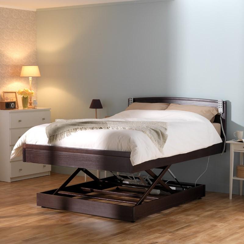lit releveur sommier double. Black Bedroom Furniture Sets. Home Design Ideas