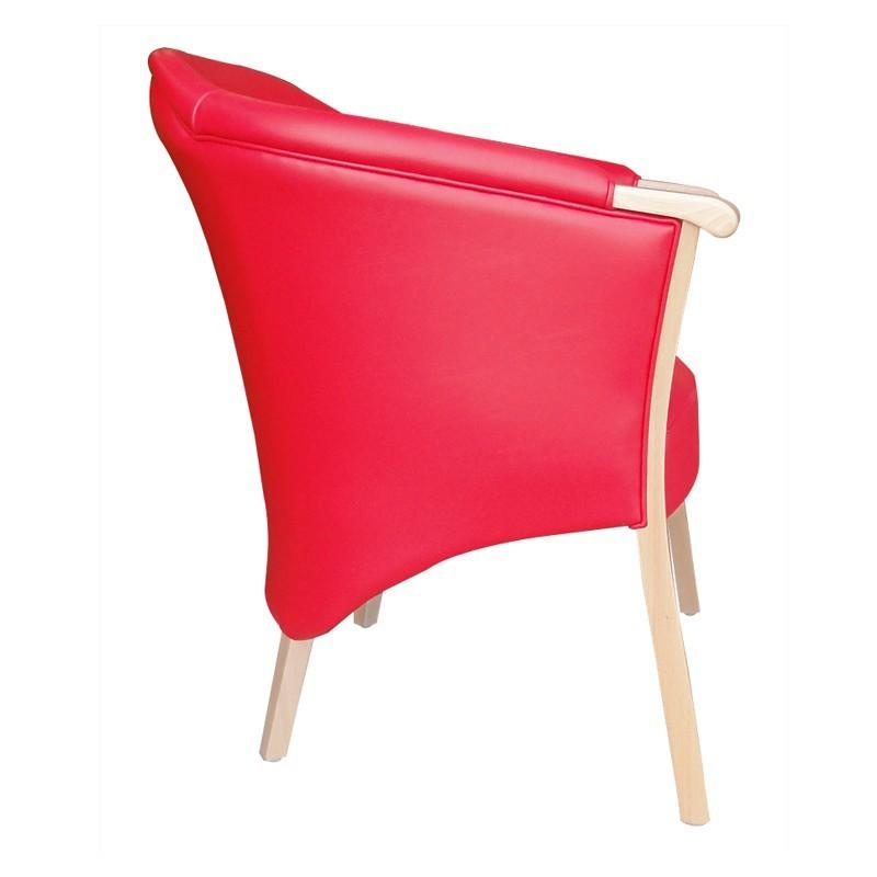 fauteuil avec accoudoirs gibao. Black Bedroom Furniture Sets. Home Design Ideas