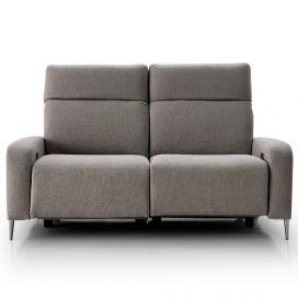 Canapé avec repose pieds