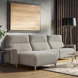 Canapé électrique ou fixe Turini