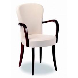 Chaise avec accoudoirs Euforia