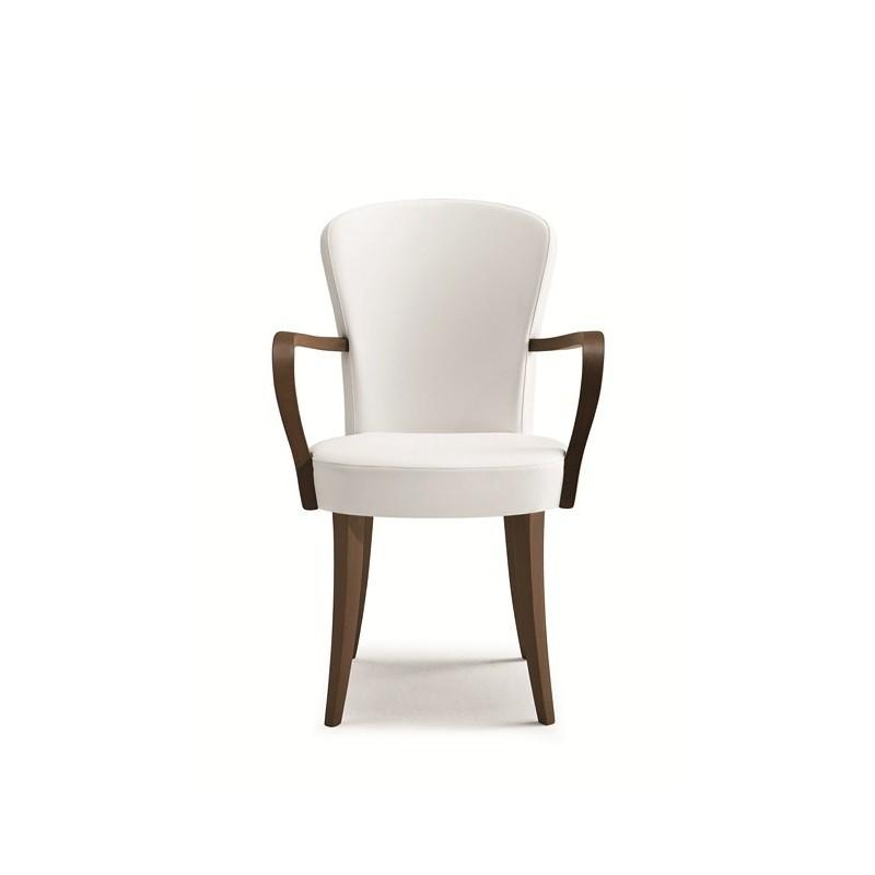 Chaise avec accoudoirs euforia - Chaise avec accoudoirs ...