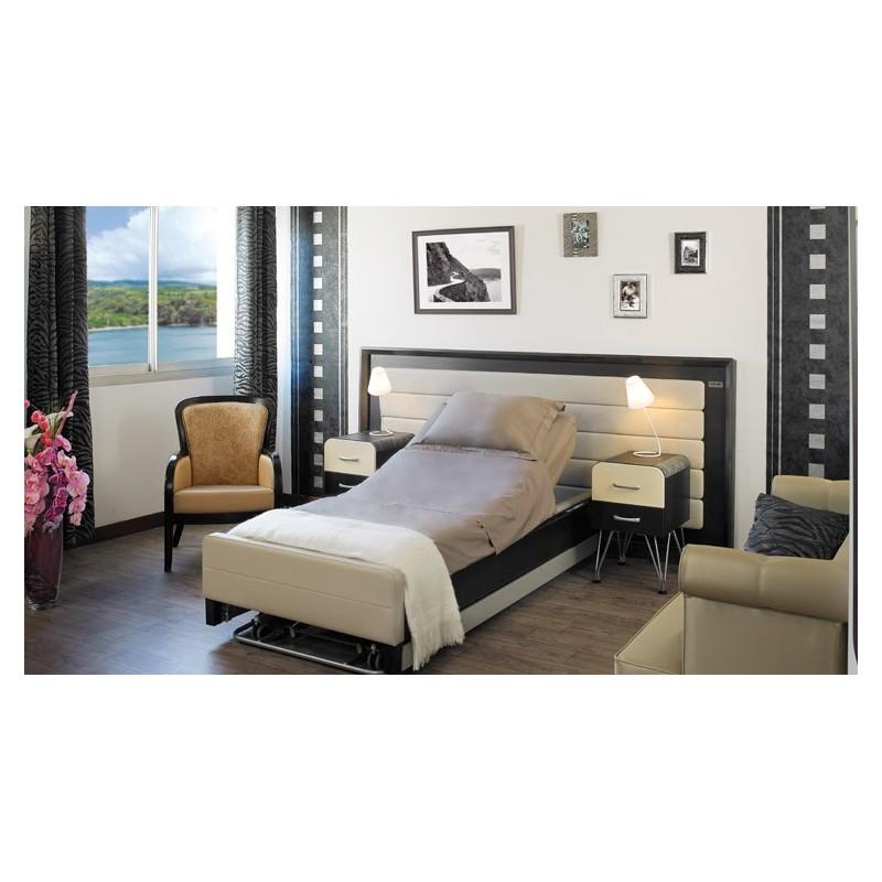 lit m dicalis 1 personne confort lit acomodo. Black Bedroom Furniture Sets. Home Design Ideas