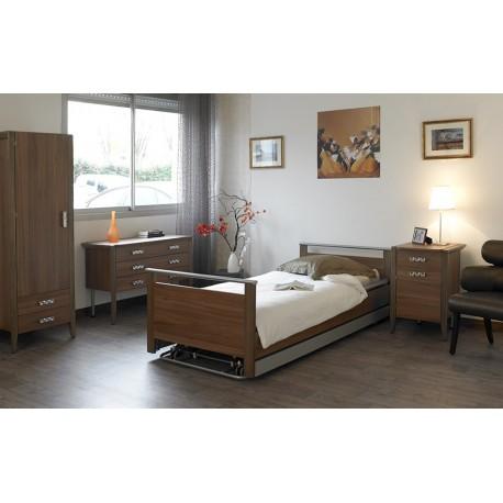 lit m dicalis 1 personne classic lit m dicalis acomodo. Black Bedroom Furniture Sets. Home Design Ideas