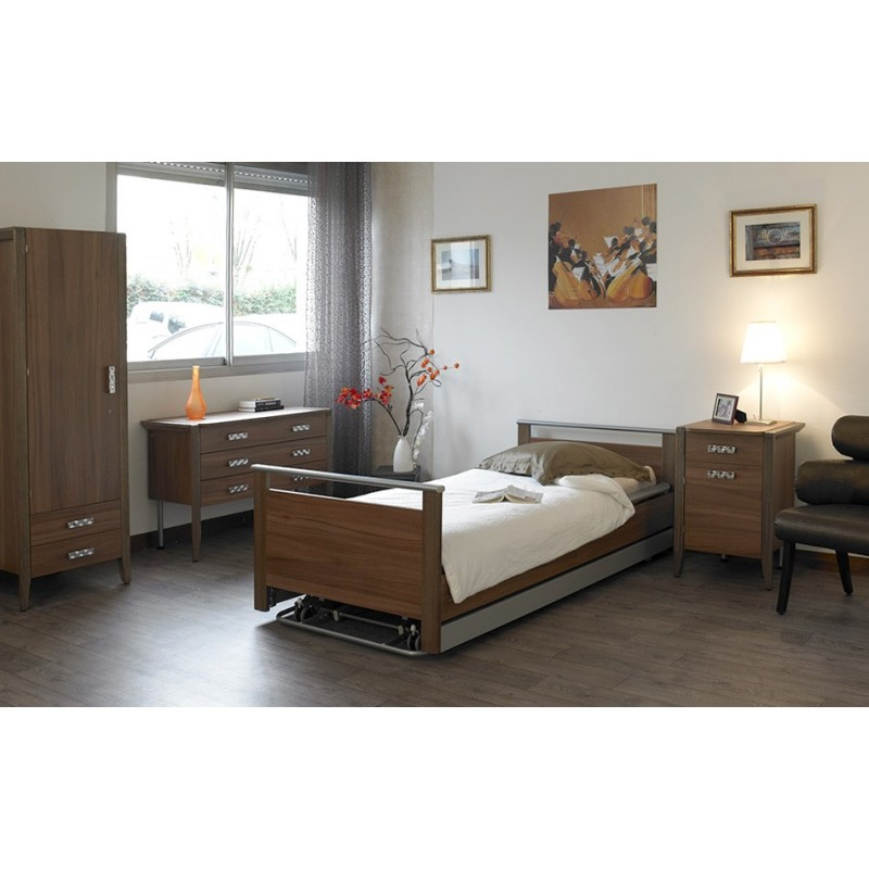 lit m dicalis 1 personne classic lit acomodo. Black Bedroom Furniture Sets. Home Design Ideas