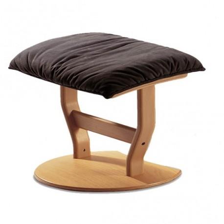 Tabouret pour fauteuil de relaxation dynamique