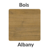 Le ton albany du bois