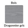 Le ton dragonnier gris du bois