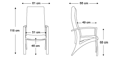 fauteuil-relax-Theorema-dossier-inclinable-dimensions