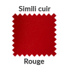 Simili cuir en 