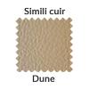 Simili cuir Dune