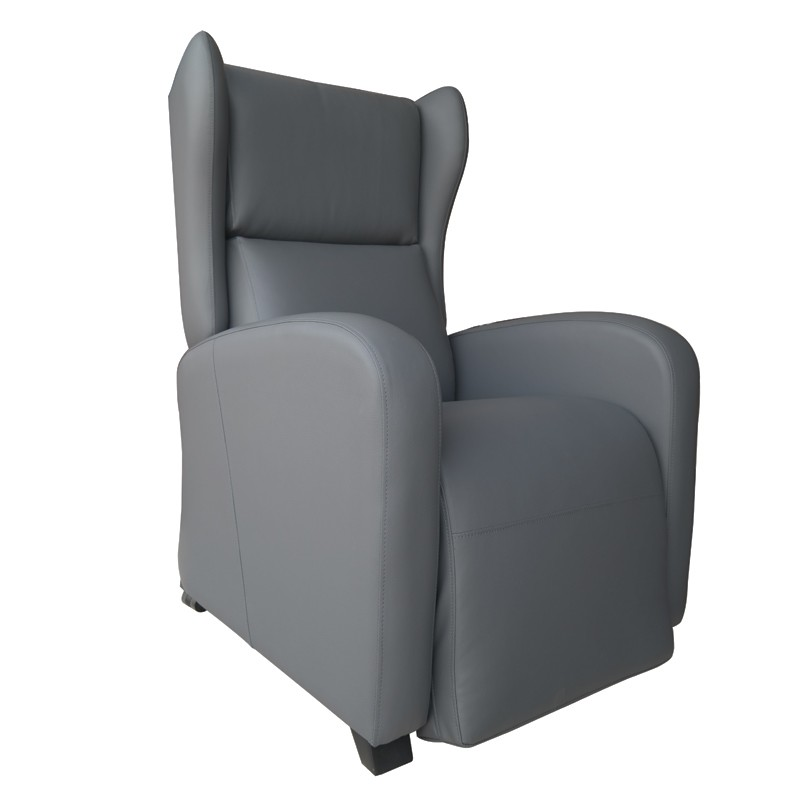 Fauteuil Gino Simili cuir