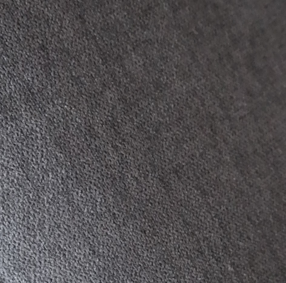 Tissu gris anthracite