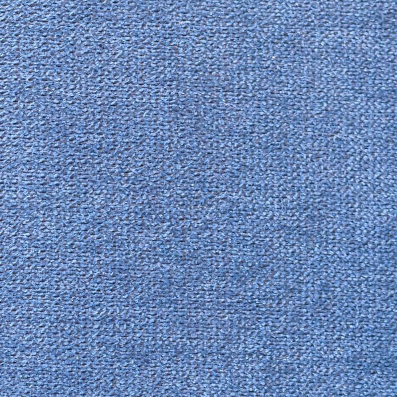 Tissu doux bleu
