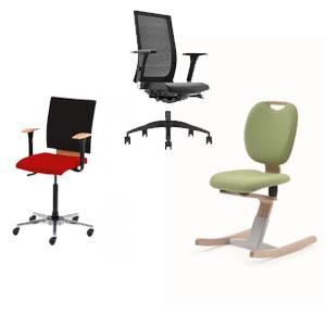 Choisir une chaise de bureau ergonomique blog acomodo - Choisir chaise de bureau ...