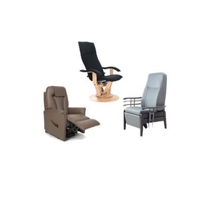 Fauteuil de relaxation ou fauteuil de repos ?