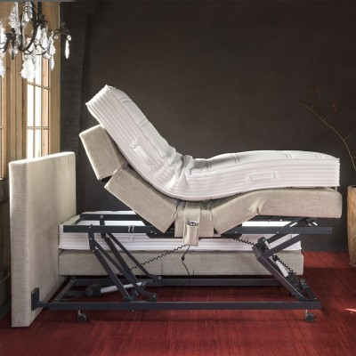 Choisir son lit double médicalisé