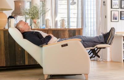 Milo, le fauteuil releveur pour chaque morphologie