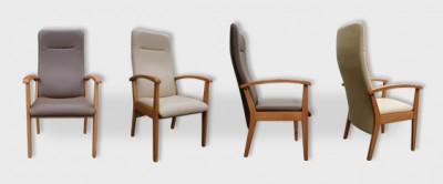 Nouveau fauteuil de repos : le ROMEO