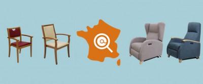 Les meubles disponibles chez nos revendeurs